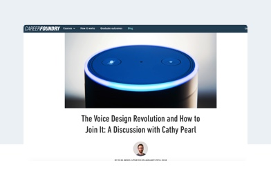 Voice design revolution